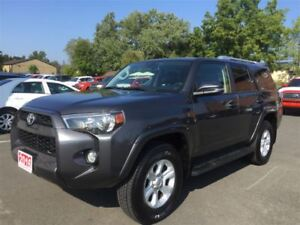 2016 Toyota 4Runner LEATHER-SUNROOF-7 PASSENGER!