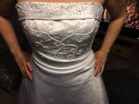 Romantica wedding dress size 14