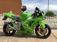 Zx636 Zx6r 53 2003 low mileage bh1 , impeccable condition!!