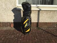 Powercaddy Premium Golf Bag.