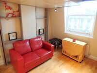 COSY STUDIO FLAT FULLY FURNISHED IDEAL FOR COUPLE! 328pw FOR 1st MONTH ALL INCLUSIVE