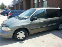 2003 Ford Windstar LX Value Minivan