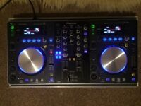 Pioneer XDJ-R1 all-in-one DJ controller with flight case