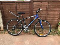Bike giant 21 speed with front suspension
