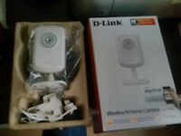 Pair of CCTV Cameras D-link DCS-930L