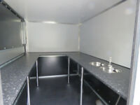 Brand New Catering Trailer - Un Used