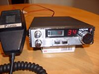 FOR SALE AUDIOLINE 40 CHANNEL AM CB RADIO