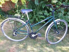 Raleigh pioneer classic one of many quality bicycles for sale