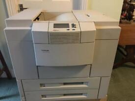 Laser printer industrial A3