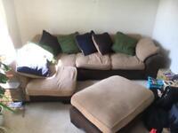 Big sofa suite bargain price!