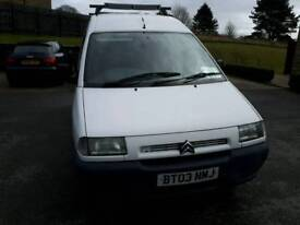 Citroen dispatch medium sized van