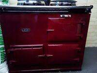 Aga Cooker 2 Oven Purpose Built