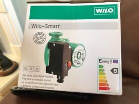 Wilo Smart water heating system
