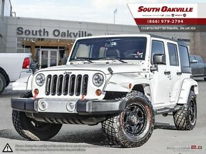 2013 Jeep Wrangler Unlimited Sahara | 4X4 | DUAL TOP | OFF ROAD