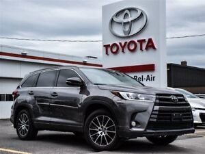 2017 Toyota Highlander SE / All Wheel Drive