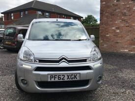Citroen Berlingo Wheelchair accessible vehicle
