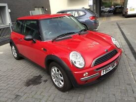 MINI ONE 1.6, Brand New Clutch, 1 YEARS MOT, Warranted Mileage, HPI Clear.