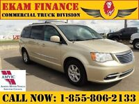 2011 Chrysler Town and Country Touring 7 Passenger Van, Flex Fue