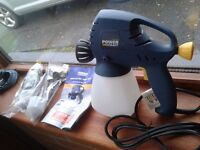 Power Craft 100w electric spray gun - brand new in box