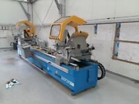Pertici Double head Mitre Saw