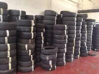 *** 205/60/16 *** branded part worn tyres