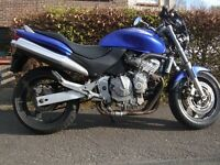 HONDA CB600FX HORNET- CLEAN, RELIABLE ,LOW MILEAGE, FUN MIDDLE WEIGHT