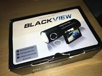 Black view dash cam
