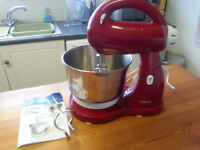 Ambiano Food Mixer with Beaters and Dough Hooks