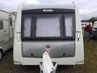 2013 Elddis crusader shamal, 4 Berth caravan