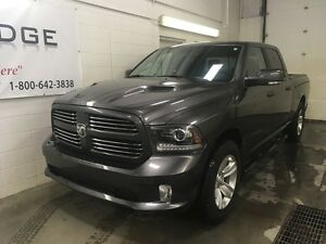 2015 RAM 1500 Ram Box Crew Cab Sport 4x4 Leather