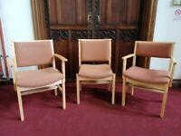 Comfy Chairs - Church, Community, Hall