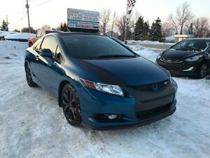 2012 Honda Civic SI - NAVIGATION - LOW KM **PRICED TO SELL**