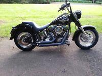 Harley Davidson fatboy Evo 1997