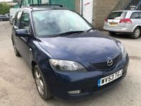 2003 Mazda 2 sport, starts and drives well, 1 years MOT (runs out May 2019), car located in Gravesen
