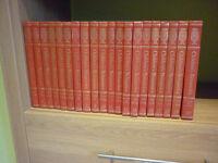 Childrens Britannica - 1-20 Volume