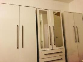 3 piece cupboard set