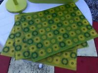 Green kitchen stuffs