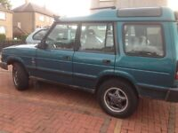 Landrover discovery for sale or swap