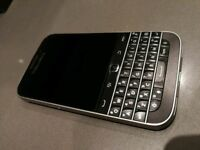 Blackberry Classic on o2 Network