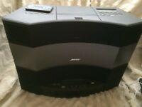 Bose wave with 5 cd multichanger radio cd player no with extras ,£400.00 no offers