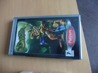 PSP Game DAXTER complete with case and manual used