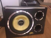 Vibe Subwoofer **GOOD CONDITION**