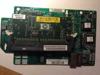 HP SMART ARRAY P200i SAS RAID CARD WITH CACHE MEMORY 399558-001