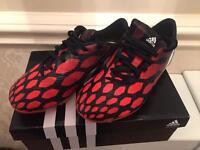 Adidas predator absolada football boots size 4.5