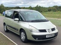 7 Seater Renault Espace 1.9 dCi Expression 5dr Economical MPV