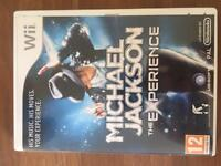 Michael Jackson - Wii Game