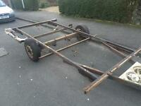 Make a good trailer (£55 if gone today only)