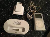 Apple iPod Mini 1st Generation Silver (4GB)