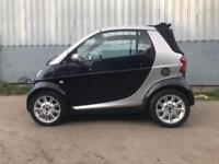 Smart fortwo 0.6 cc Convertible Softouch Automatic