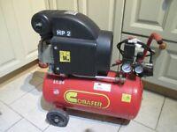 Air Compressor 24L 2 HP